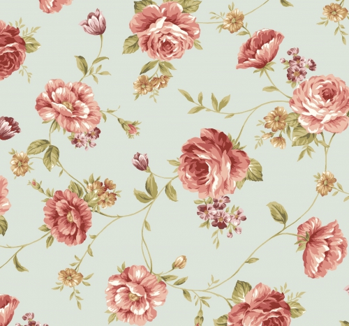 BENARTEX - Zelie Ann - Grandview - Else's Flowers Sage