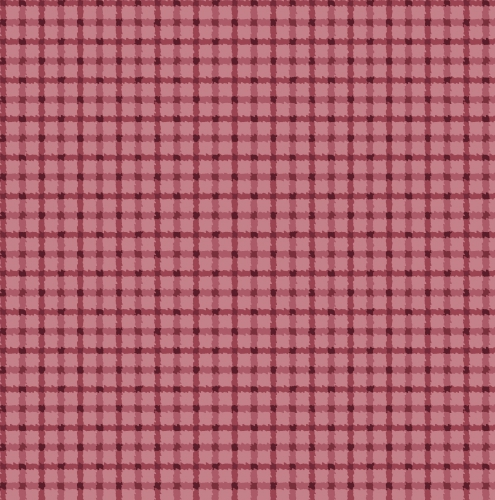 BENARTEX - Zelie Ann - Main Street - Plaid Burgundy