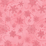 BENARTEX - Cat-i-tude Christmas - Snowflake Spree Rose