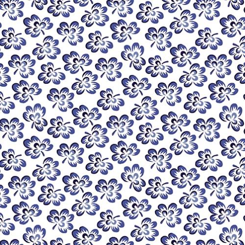 BENARTEX - Somerset - Clover White #2945