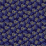 BENARTEX - Somerset - Clover Navy