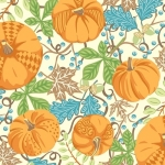 CONTEMPO - Thankful - Pumpkins Cream - #2269-