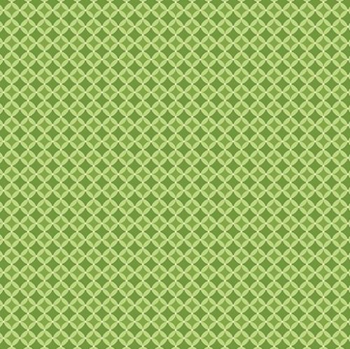 CONTEMPO - Thankful - Checkerboard Green - #2267-