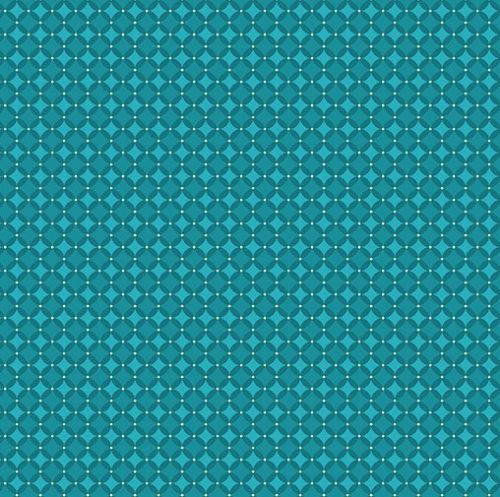 CONTEMPO - Thankful - Checkerboard Teal - #2272-