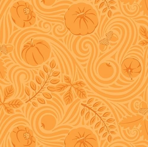 CONTEMPO - Thankful - Autumnwind Orange