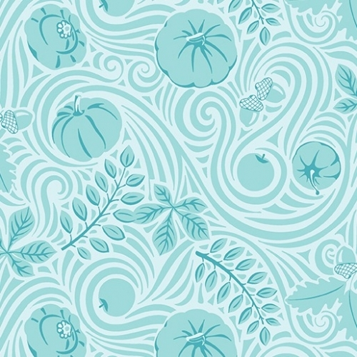CONTEMPO - Thankful - Autumnwind Aqua - #2268-