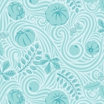 CONTEMPO - Thankful - Autumnwind Aqua - #2268-