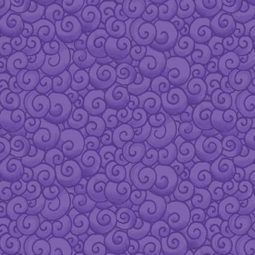 BENARTEX - Awaken The Day - Swirls Purple