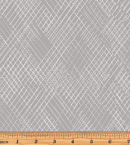 BENARTEX - Better Basics - Tonal Dashes - Dove Gray