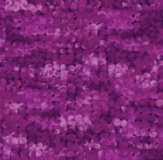 KANVAS STUDIO - Blooming Beauty - Delightful Dots -Medium Violet