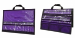 Tutto Purple Tool Embellishment Holder by Tutto Luggage