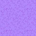 KANVAS STUDIO - Color Theory - Basic - Swirling Scroll - Lilac
