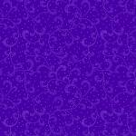 KANVAS STUDIO - Color Theory - Basic - Swirling Scroll - Dark Purple