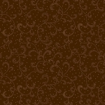 KANVAS STUDIO - Color Theory - Basic - Swirling Scroll - Chestnut Brown