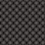 KANVAS STUDIO - Color Theory - Basic - Geo Bloom - Black