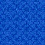 KANVAS STUDIO - Color Theory - Basic - Geo Bloom - Cobalt