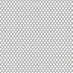KANVAS STUDIO - Color Theory - Basic - Mini Arabesque - White