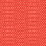 KANVAS STUDIO - Color Theory - Basic - Mini Arabesque - Dark Coral