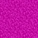 KANVAS STUDIO - Color Theory - Basic - Flowery Vines - Fuchsia