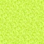 KANVAS STUDIO - Color Theory - Basic - Flowery Vines - Lime Green