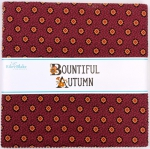 Riley Blake - Bountiful Autumn 10 inch Stacker by Stacy West 42 pcs