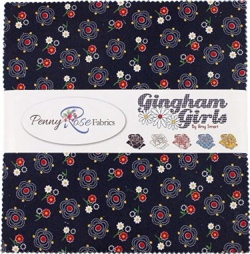 Penny Rose - Gingham Girls 10 inch Stacker