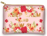 Glam Bag - Keep Calm Sew On