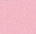 BENARTEX - Lilyanne - Circles Pink - Pearlized