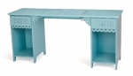 Arrow Olivia Sewing Cabinet - Blue Drop Ship