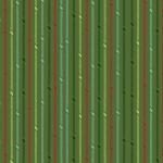 BENARTEX - Better Not Pout - Candy Stripe - Green