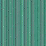 BENARTEX - Better Not Pout - Candy Stripe - Turquoise