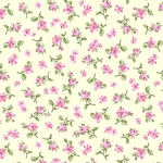 BENARTEX - Rose Whispers by Eleanor Burns - Rose Meadow - Cream