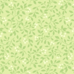 BENARTEX - Rose Whispers by Eleanor Burns - Pearlized - Berry Blush - Green