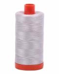 Aurifil Aluminum 50 wt Cotton 1422 yd