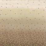MODA FABRICS - Ombre Confetti Metallic - Taupe