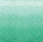 MODA FABRICS - Ombre Confetti Metallic - Teal