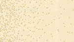 MODA FABRICS - Ombre Confetti New - Dots - Natural - Metallic
