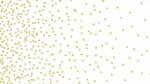 MODA FABRICS - Ombre Confetti New - Dots - Off White - Metallic