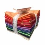 Ombre Confetti Metallic New Colors Fat Quarter Bundle Moda Precuts