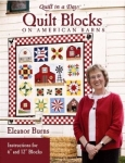 Quilt Blocks on American Barns - Freight Damaged