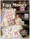 Egg Money Quilts Book - 2nd Edition