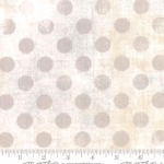 MODA FABRICS - Grunge Hits The Spot - White Paper - Backing