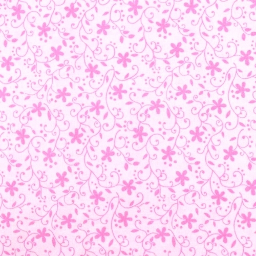 FABRI-QUILT, INC - Church Kitchen Ladies - Floral Pink