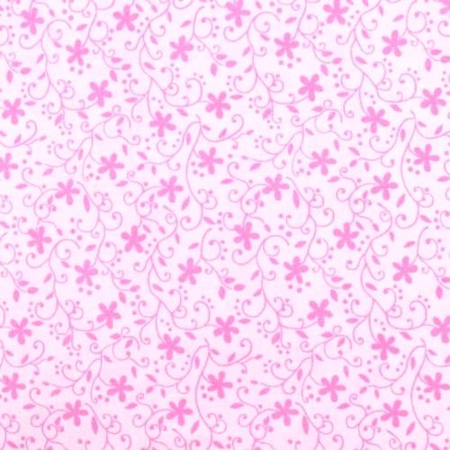 FABRI-QUILT, INC - Church Kitchen Ladies - Floral Pink - #2193-