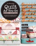 Quilt As You Go Made Vintage by Jera Brandvig