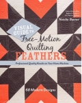 Visual Guide to Free-Motion Quilting Feathers by Natalia Bonner