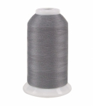 Superior Threads - So Fine! Silver Polyester Thread 3-ply 50wt 3280 yds
