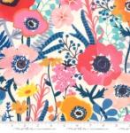 MODA FABRICS - Botanica - Porcelain Multi