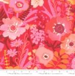 MODA FABRICS - Botanica - Geranium Pink