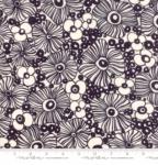 MODA FABRICS - Botanica - Black